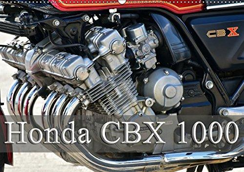 Price comparison product image Honda CBX 1000 (Wandkalender 2019 DIN A2 quer): Ein Kraftpaket mit 6 Zylindern (Monatskalender
