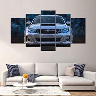 LIVELJ XXl,5 piece canvas Prints art work Panels Modern Set Gallery Bedroom Pictures HD Wall Decoration Painting Large Pos...