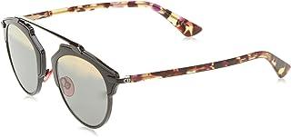 48ffe2185c Dior DIORSOREAL ZJ NT1 Gafas de sol, Negro (Shiny Black Havana/Grey Rose