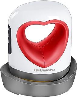Easy Press Mini máquina de prensa de calor pequeña mejorada con modo profesional, mini HTV para planchar rollos, tiempo y ...