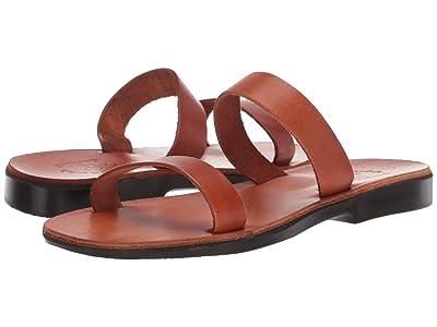 Jerusalem Sandals Ada (Honey) Women