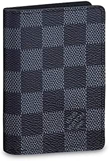 Louis Vuitton Damier Cobalt Canvas Pocket Organizer N63210