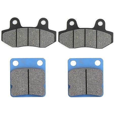 Plaquettes de frein avant et arrière pour 50 90 110 125 125 150 Dirt Bike 160 cc