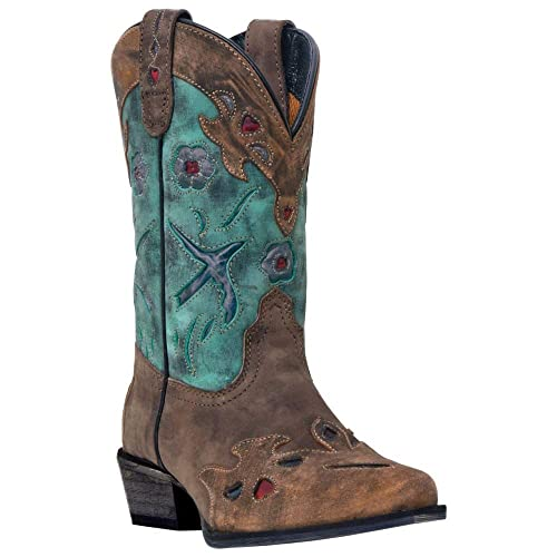 06a672b8ee92 Dan Post Boots Vintage Bluebird Youth