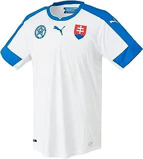 2016-2017 Slovakia Home Football Shirt