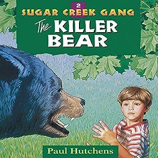 The Killer Bear audiobook cover art