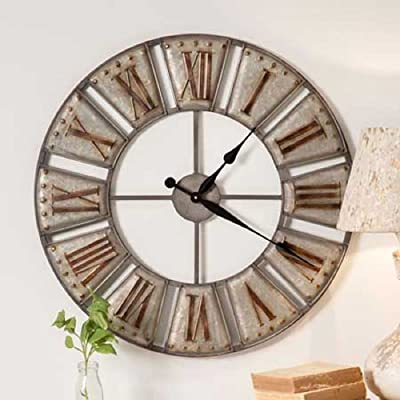 CTW Home Collection Big Ben Wall Clock
