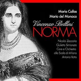 Norma by Maria Callas, Mario del Monaco, Giulietta Simionato, Nicola Zaccaria, Giuseppe Z (2013) Audio CD
