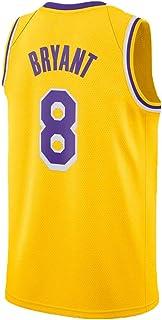 ded96fac1 Mens Kobe Jersey Los Angeles 8 Basketball Bryant(S-XXL)