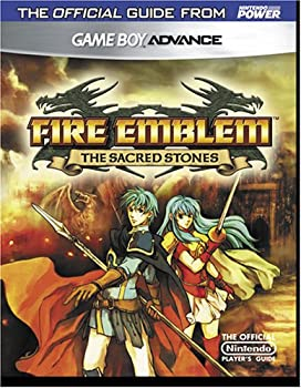 Official Nintendo Fire Emblem: The Sacred Stones Player's Guide 1930206577 Book Cover