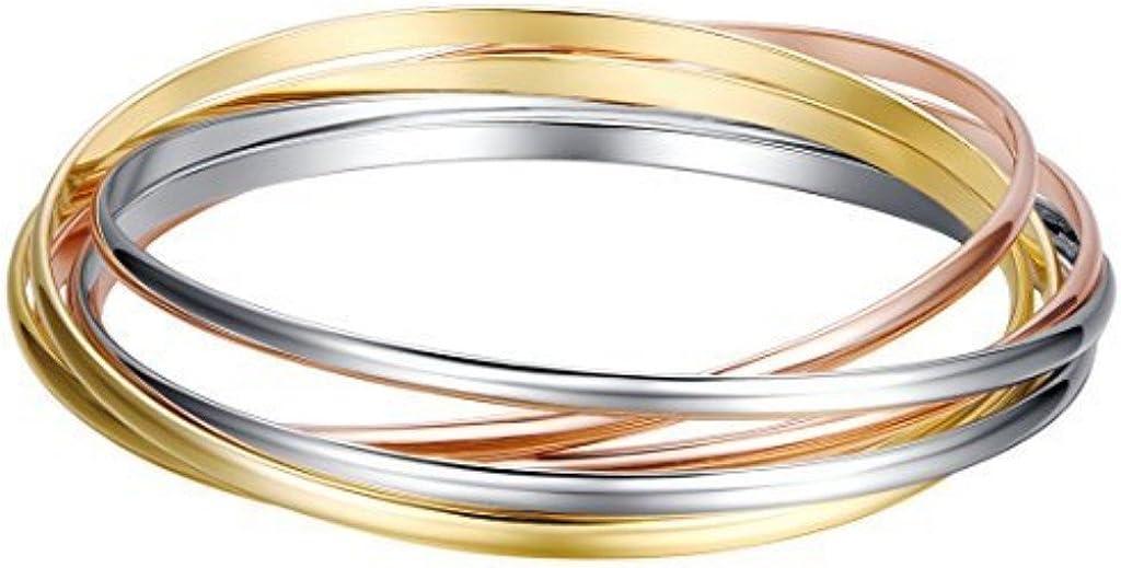 Shally online Columbus Mall shop Women's Gold Tone Cuff Bracelets Hinged