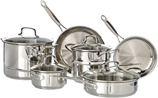 Cuisinart Chef's Classic 11-pc. Stainless Steel Cookware Set + FREE GIFT see offer details