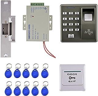 Baosity Door Entrance Security Fingerprint RFID Card Access Control