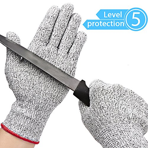 Meat Cutting Kitchen Glove for Safety by Kuelor