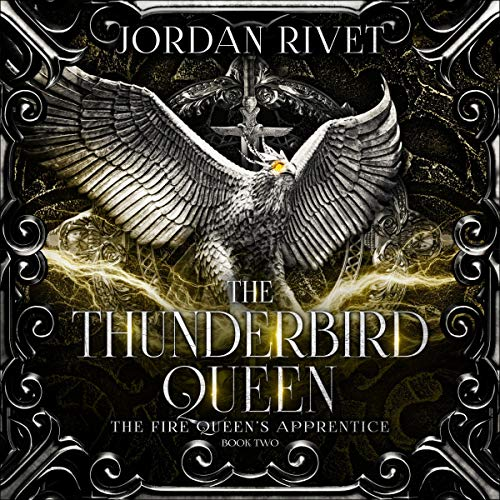 The Thunderbird Queen cover art