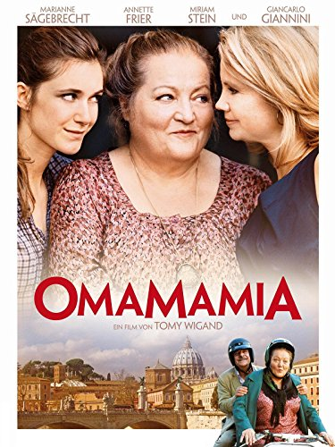 Omamamia cover