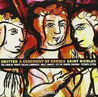 Ceremony of Carols/Saint Nicolas