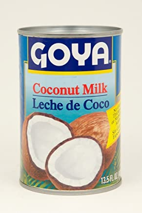 GOYA COCONUT MILK, 13.5 OZ