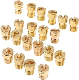 Homyl 19mm Vergaser Dichtring Distanzring Vergaserisoliervergaser-Dichtung O-Ring-Spacer