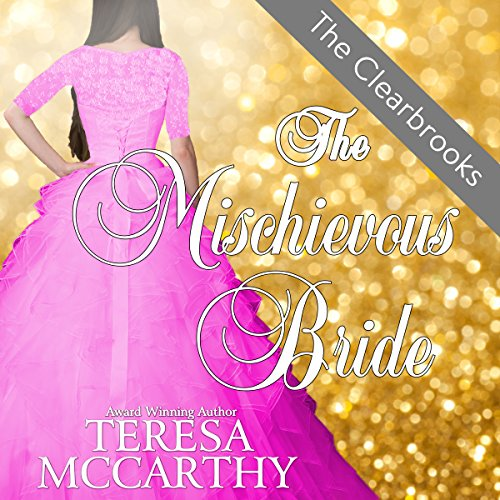The Mischievous Bride audiobook cover art