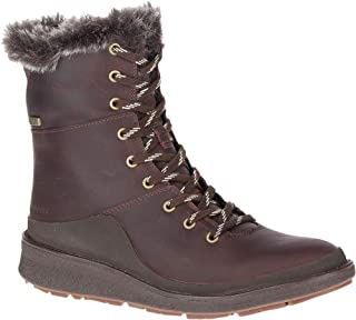 Merrell Womens Tremblant Ezra Lace Waterproof Ice+