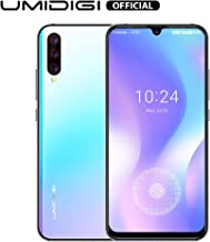 UMIDIGI X in-Screen Fingerprint Unlocked Cell Phones with 6.35