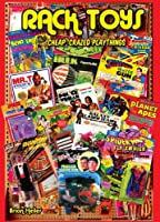Rack Toys: Cheap, Crazed Playthings 0991692209 Book Cover