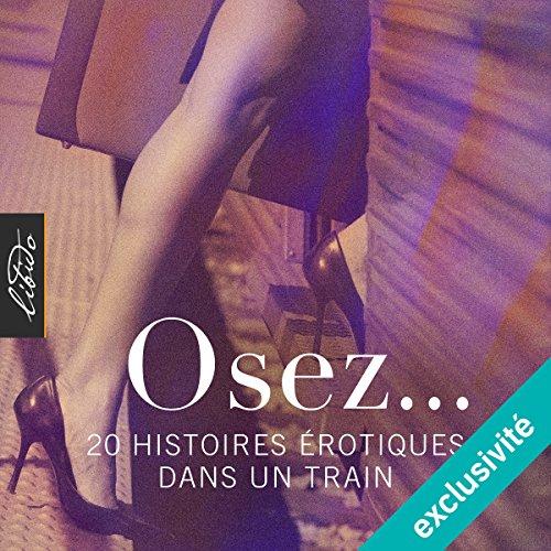 Osez... 20 histoires érotiques dans un train audiobook cover art