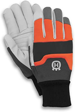 Husqvarna 579380209 Functional Saw Protection Gloves, Medium