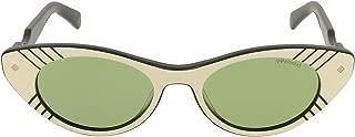 Polaroid Kadın Güneş Gözlükleri PLD 6084/S, Beyaz, 48