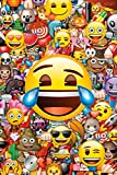 GB Eye Ltd, Emoji, Collage, Maxi Poster, (61x91,5 cm)
