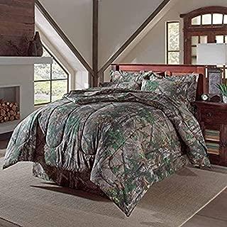 Realtree Xtra Green Camo Camouflage Full Sheet Set