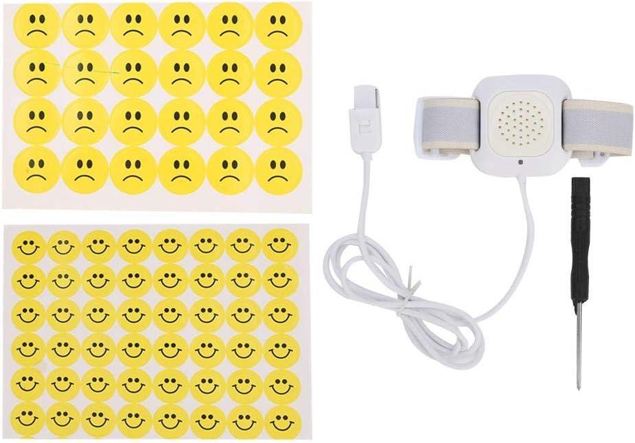 Max 88% OFF LZKW Enuresis Alarm Bedwetting Max 88% OFF Wetting Sensor Bed