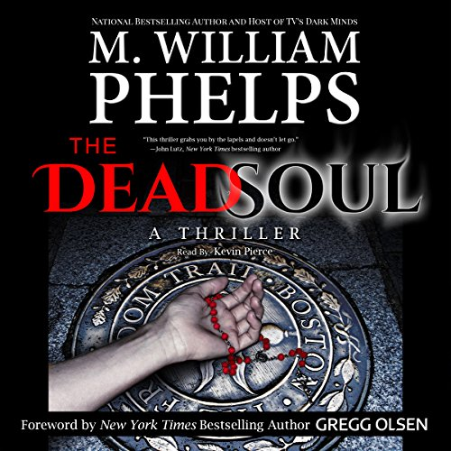 The Dead Soul audiobook cover art