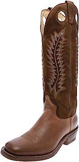 Sendra Boots 17617 Buckaroo Bottes d'équitation en cuir pour homme Marron