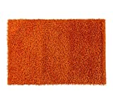 Alfombrista Ganges Alfombra, Acrílico, Naranja, 70 x 140 cm