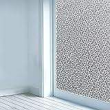 Pegatinas para ventana de privacidad de vinilo autoadhesivo para ventana, no adhesivas, para ventanas, adhesivos, 75 x 200 cm