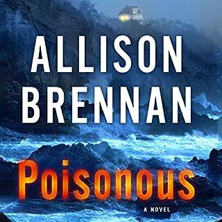 Poisonous audiobook cover art