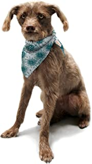 "Kess InHouse Anchobee""Satellite"" Pet Bandana and Scarf, 28 by 20 by 20-Inch"