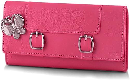 Women s Wallet Pink BNS 2388PK