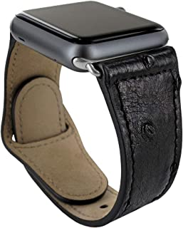 Piel Frama Armband Case for Apple Watch 42 mm - Ostrich Tan