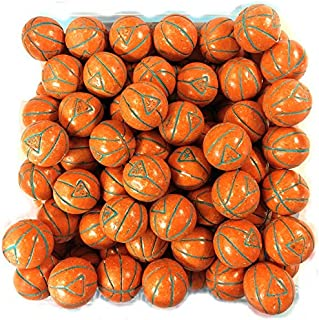 Super Sports Balls Bubble Gum 2 Pounds Bulk Bag (BASKETBALL GUM BALLS)