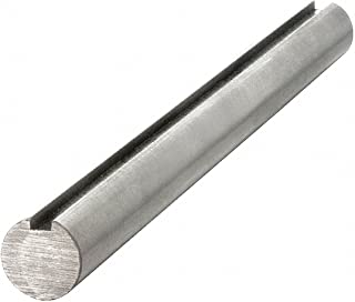 KEYSHAFT Carbon Steel Grade 1045 Keyed Shaft,1