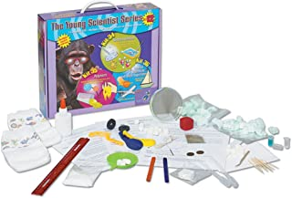 Young Scientist Series - Set 12: Surface Tension (Kit 34) - Polymers (Kit 35) - Famous Scientists and Their Experiments (K...