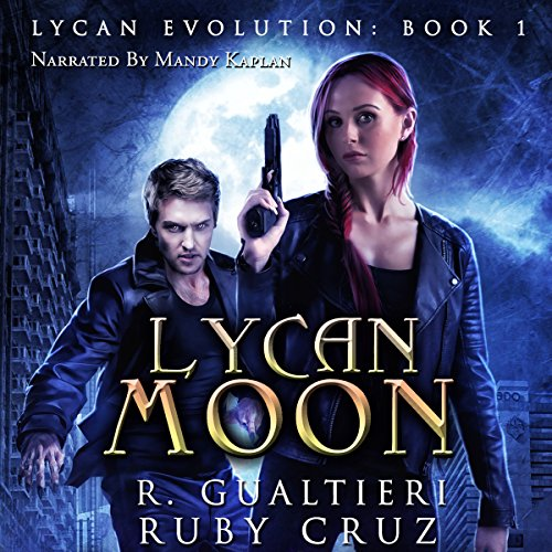 Lycan Moon audiobook cover art