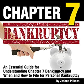 Chapter 7 Bankruptcy audiobook cover art