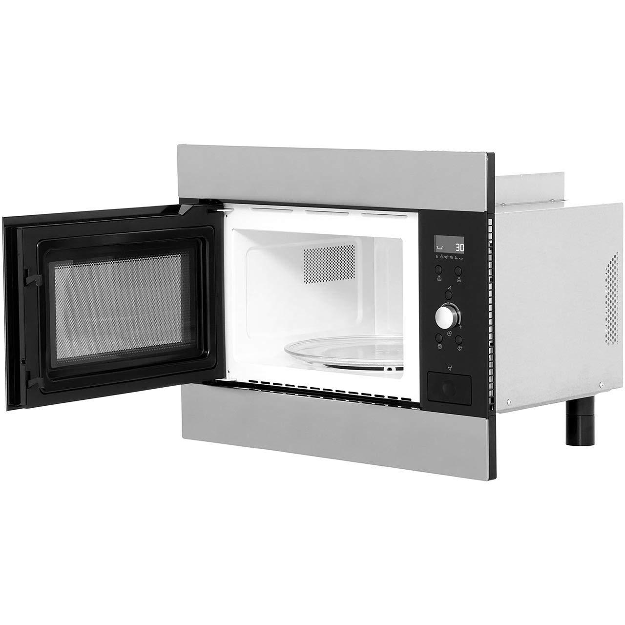 Zanussi ZBM26642XA Microwave, Stainless