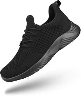Sneakers for Men Breathable Lightweight Walking Shoes for Men Running Shoes Sports Gym Jogging