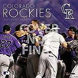 Colorado Rockies 2020 Calendar