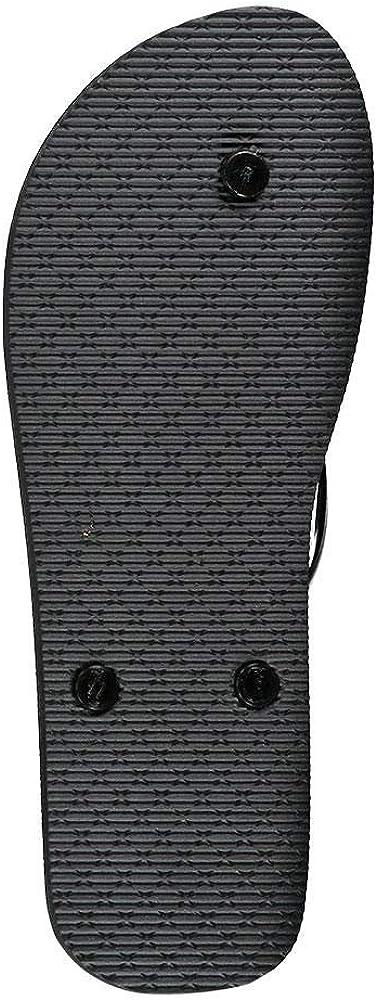 Head Unisex Adults' Slipper Fun Flip Flops, Black (BK), 2
